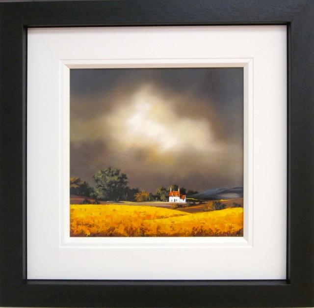 Stormy Meadow by Allan Morgan