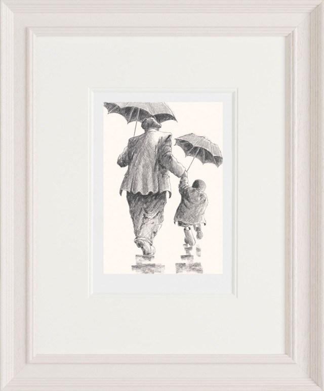 Every Cloud By Alexander Millar. Signed Limited Edition available from Artworx Gallery