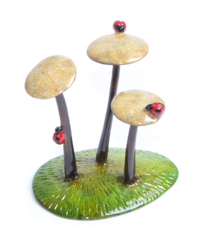 Tea Garden - Bronze sculpture by Tim Cotterill. Taken from the High Tea Collection